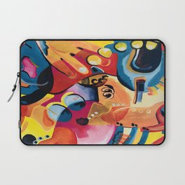 Stir Crazy Laptop Sleeve