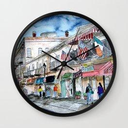 Savannah Georgia Wall Clock