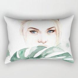 Tropical Rectangular Pillow