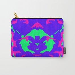 neon camo ape Carry-All Pouch