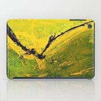 flight iPad Cases featuring Flight by RvHART