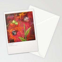 Tomato Garden Notecard Set Stationery Cards