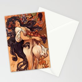 Automne Stationery Cards