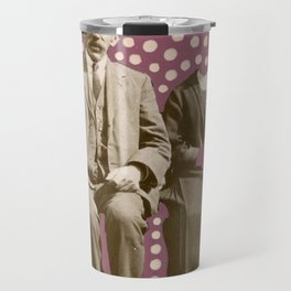 The Invisible Wife Travel Mug