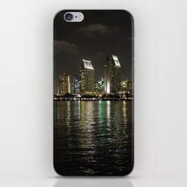 San Diego Lights  iPhone Skin