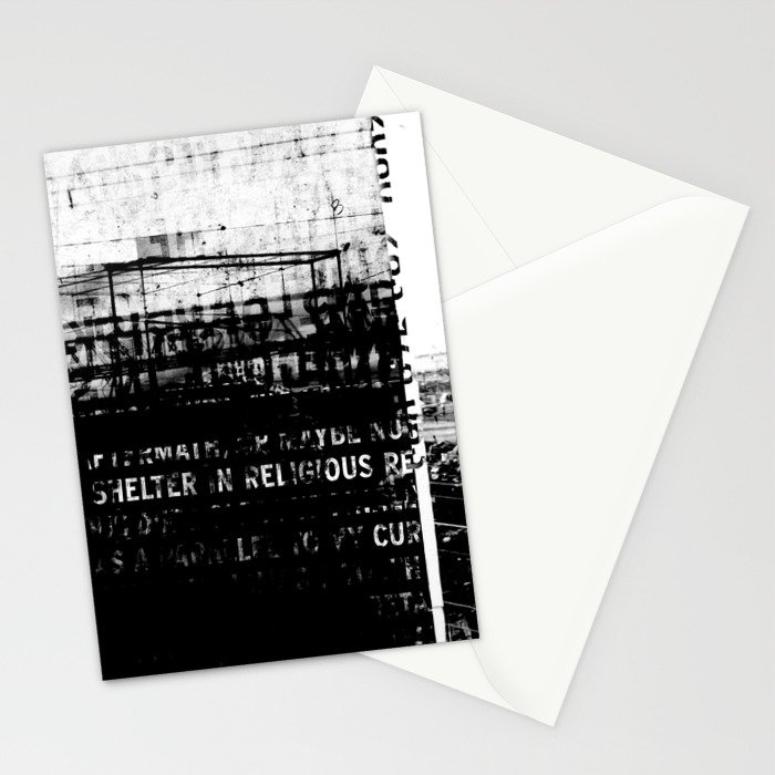 DUPLICITY / 02 Stationery Cards