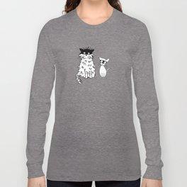 Ninja cats Long Sleeve T-shirt