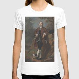 Arthur Devis - William Farington of Shawe Hall, Lancashire (1743) T-shirt