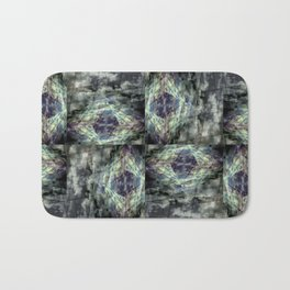 Scaffold Of Time Bath Mat