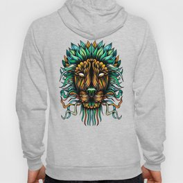 Lion Color Hoody