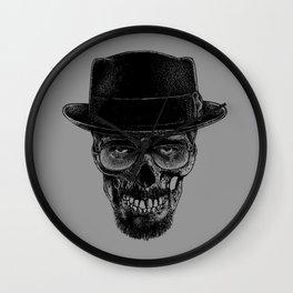 Dead Heisenberg Wall Clock