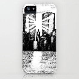 Twin Towers 9/11 iPhone Case