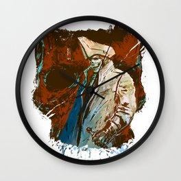 Dead Men Tale Tales Wall Clock