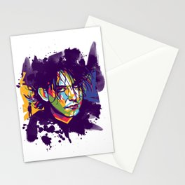 Robert Smith Pop Art Stationery Cards