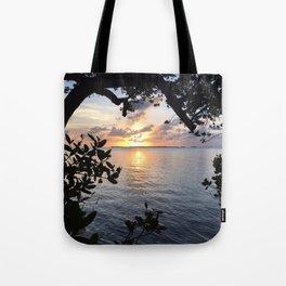 Sunset Key Largo Tote Bag