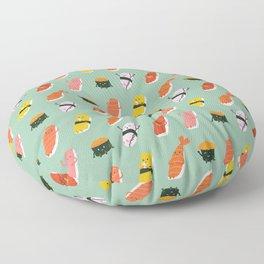 Sushi Kawaii Floor Pillow