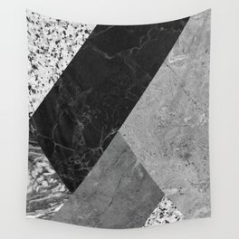 Marble and Granite Abstract Wall Tapestry