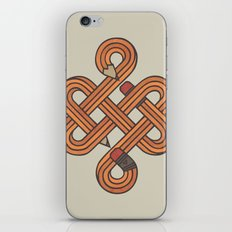 Endless Creativity iPhone Skin