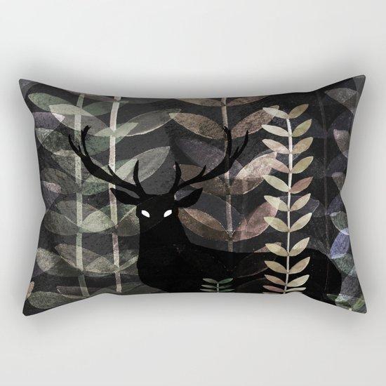 glass forest Rectangular Pillow