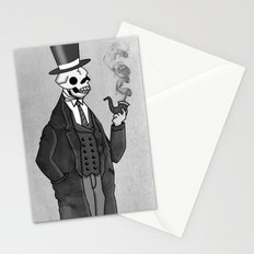 Undead Gentleman Stationery Cards