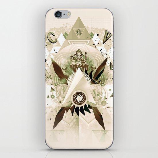 Worship Ganesh iPhone Skin