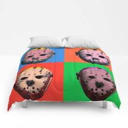 Warhol Friday Comforters