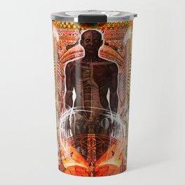 Solar Spirit Awakening Travel Mug