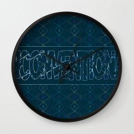 Final Word Wall Clock