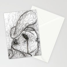 In The Dark Of It Stationery Cards