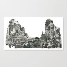 The Machine II Canvas Print
