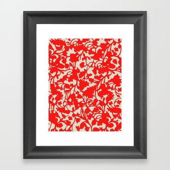 earth 4 Framed Art Print