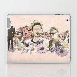 Niall Horan + Flowers Laptop & iPad Skin