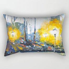 Solstice in the City, vol.1 Rectangular Pillow