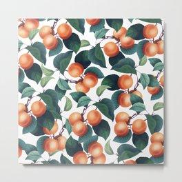 Tropical Fruit #society6 #decor #buyart Metal Print