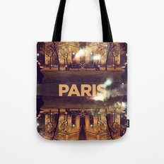 Paris II Tote Bag