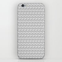 origami iPhone & iPod Skins featuring Origami by Danial Syuqri