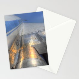 Tupolev TU-144 Russian Concorde Stationery Cards