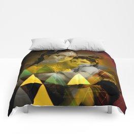 Yashoda's kanha Comforters