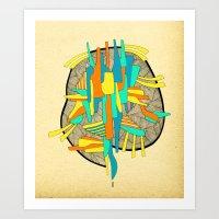 - cosmosigner_04 - Art Print