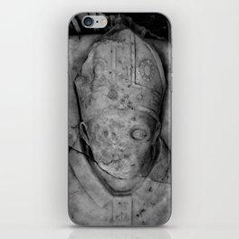 Statue #8 iPhone Skin
