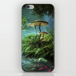 Enchanted Pond iPhone Skin