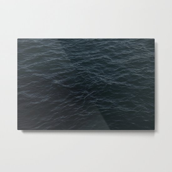 Depths Metal Print
