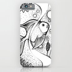 Little Fish, Big Pond Slim Case iPhone 6s