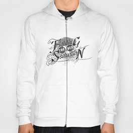 Figthing For Our Salvation Hoody
