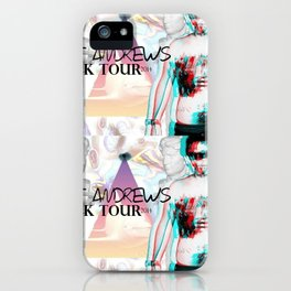 Ant Andrews 2014 Tour iPhone Case