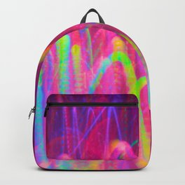techno mountains Backpack