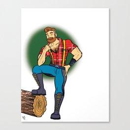 Jack! Canvas Print