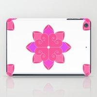 fifth harmony iPad Cases featuring Harmony by Elisa Rosa