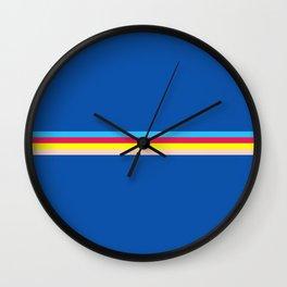 Tiamat Wall Clock