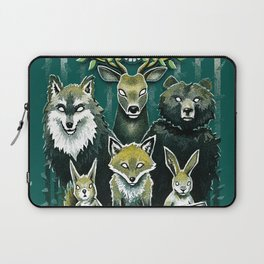 FoRest In Peace Laptop Sleeve